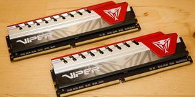 Memória Patriot Viper Gaming Kit 8gb 2400mhz Ddr4 Red