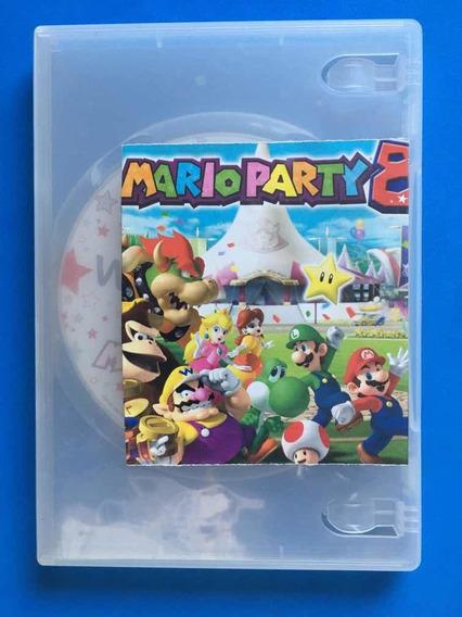 Mário Party 8