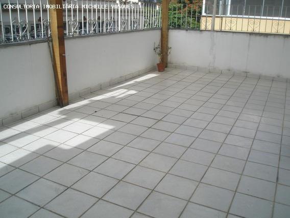 Sobrado Para Locação Em Teresópolis, Varzea, 3 Banheiros - Lsdo-01