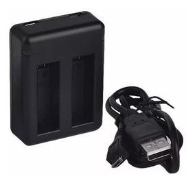 Carregador Bateria Duplo Gopro Go Pro Hero 4 4+