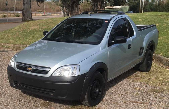 Chevrolet Montana 2010 1.8 Ls Full