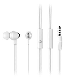 Auriculares Con Microfono Hypergear Dbm Wave 3.5mm - Blanco