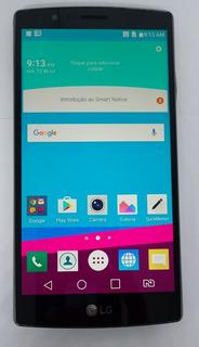Smartphone Lg G4 Dual H818p 32gb Marrom Semi Novo