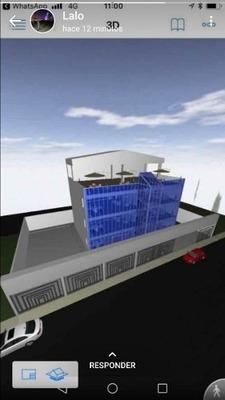 Excelente Edificio En Renta O Venta Ubicado En Amsterdam Corregidora!!