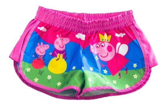 Short Para Niñas De Peppa Pig