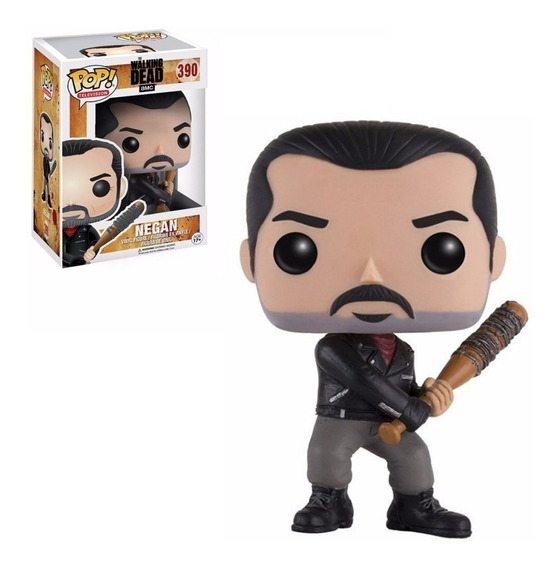 Figura Funko Pop The Walking Dead - Negan 390