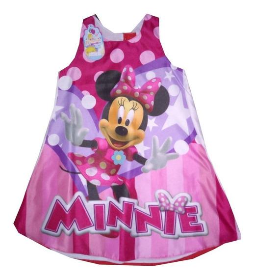 Vestido Talla 4 Niña Minnie