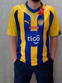 Camisa Do Sportivo Luqueño Do Paraguai- Original - Rara