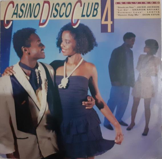 Lp Cassino Disco Club 4 [1989]