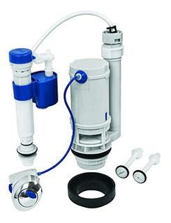 Herraje,sistema Ahorrador De Agua, Wc 3 Y 6 Litros Dual