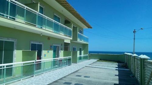 Apartamento Em Cordeirinho (ponta Negra), Maricá/rj De 62m² 2 Quartos À Venda Por R$ 235.000,00 - Ap866982
