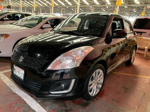 Suzuki Swift Gls Std 5 Vel Ac 1.4lts 2015