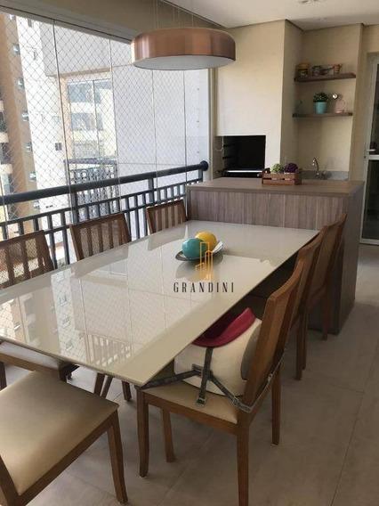 Apartamento Com 3 Dormitórios À Venda, 118 M² Por R$ 880.000,00 - Baeta Neves - São Bernardo Do Campo/sp - Ap1575