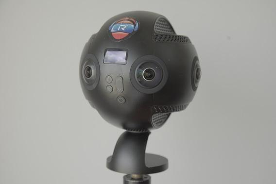 Cámara Insta360 Pro 360 Vr 8k 3d +2 Baterías Perfecto Estado