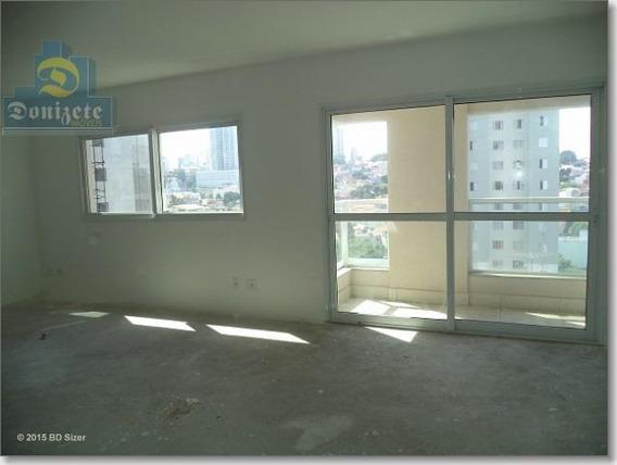 Apartamento Residencial À Venda, Vila Valparaíso, Santo André. - Ap0600