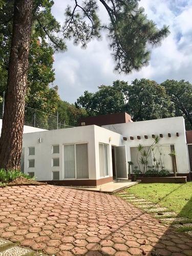 Hermosa Casa En Fraccionamiento Real Tetela Cuernavaca