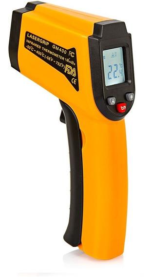 Termômetro Laser Digital Infravermelho Gm400