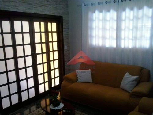 Imagem 1 de 10 de Casa Com 2 Dormitórios À Venda, 64 M² Por R$ 250.000,00 - Parque Residencial Nova Caçapava - Caçapava/sp - Ca4230