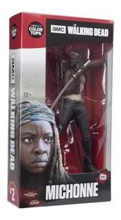 Mcfarlane The Walking Dead Tv Michonne 18 Cm La Mejor!!!!