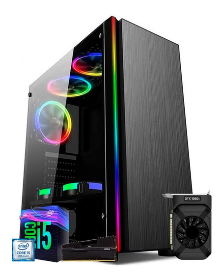 Pc Gamer Intel I5 9400f (gtx 1050 Ti) Ram 8gb - S/ Hd