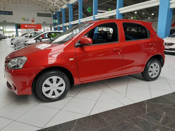 Toyota Etios 1.3 X 4p Flex Manual