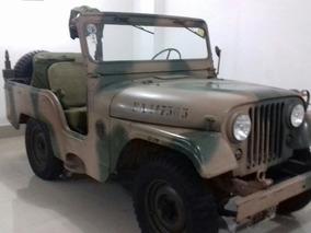 Jeep Ika 74 Modelo M 101