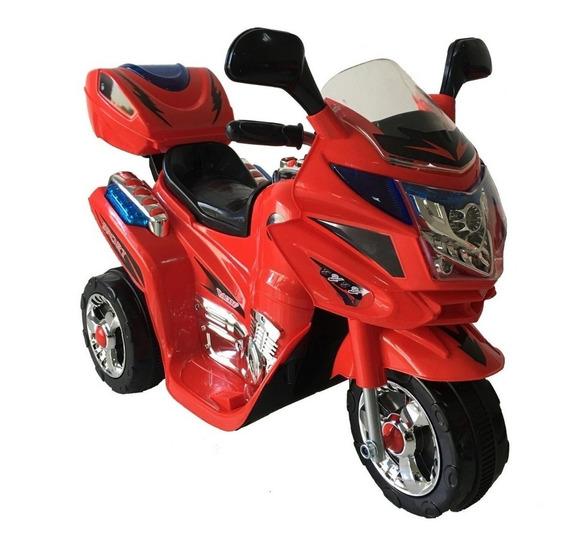 Moto A Batería 6v Con Luz Y Sonido 76 X 36 X 54 Cm Full