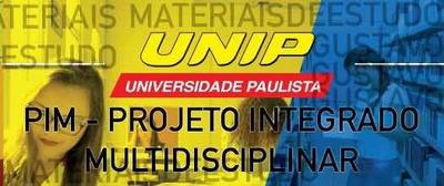Unip Pim - Proj Integrado Multidisc
