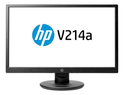 Monitor Hp 21 Pulgadas V214a Full Hd Hdmi Stereo Cuotas