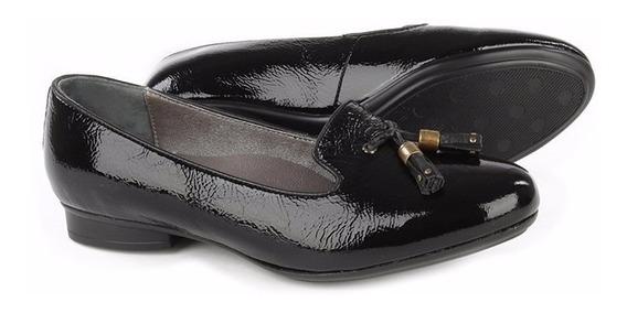 Zapatos Calzado Balerina Flats Vestir Dama 9505 Onena Charol