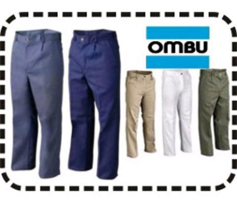 Pantalon De Trabajo Ombu