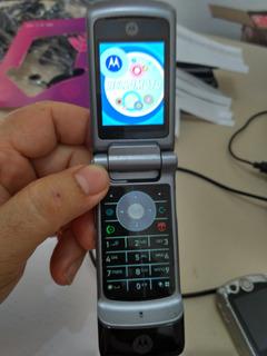 Celular Motorola W18,22,25,35,37 Funcionando