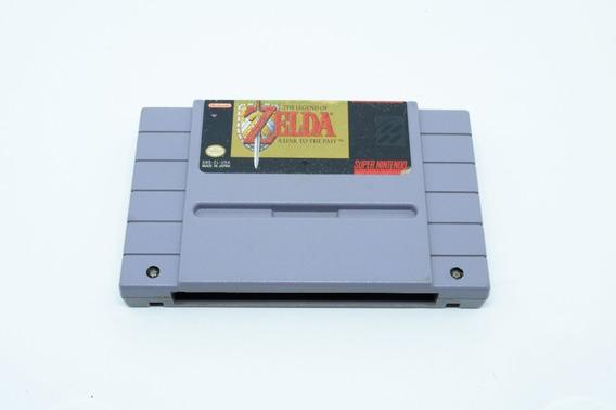 Fita Snes The Legend Of Zelda Cartucho Super Nintendo