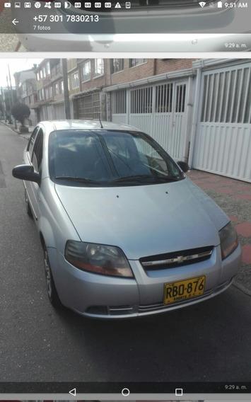 Chevrolet Aveo 1.6 Gas Y Gasolina 2011