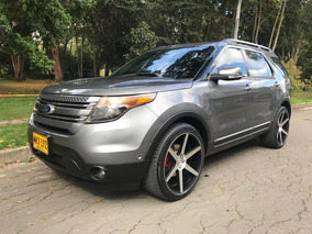 Ford Explorer 2013 Limited At