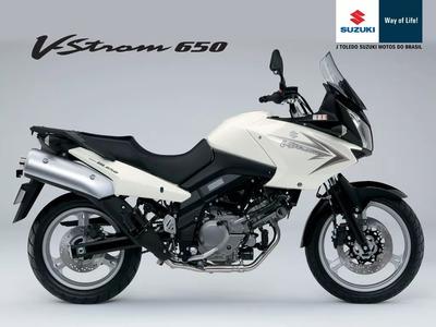 Suzuki Vstrom 650 2010