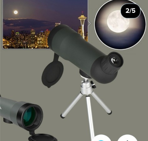 Telescópio / Luneta