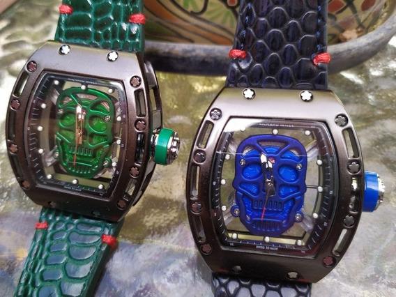 Reloj Nuevo Richard Mille Cuarzo