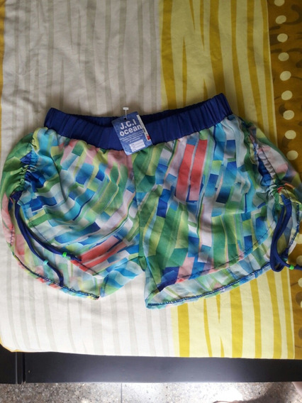 Short De Dama Playeros