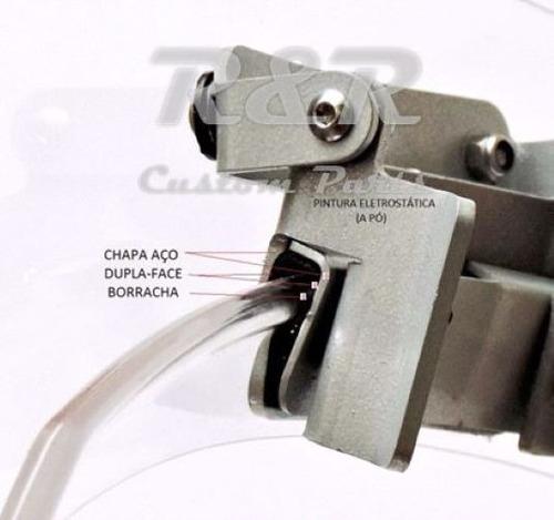 Defletor Bmw G650 Gs Sertão E Bmw R1200 Gs Para-brisa Moto