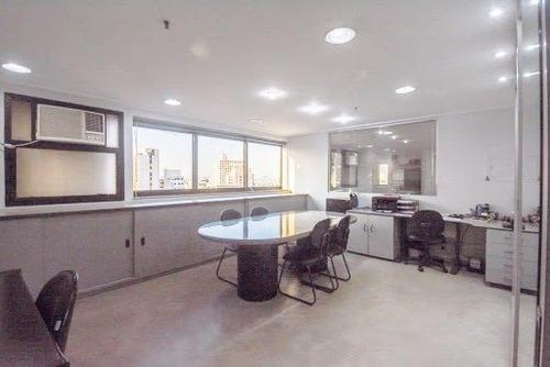 Conjunto, 120 M² - Venda Por R$ 1.480.000,00 Ou Aluguel Por R$ 7.200,00/mês - Higienópolis - São Paulo/sp - Cj0162