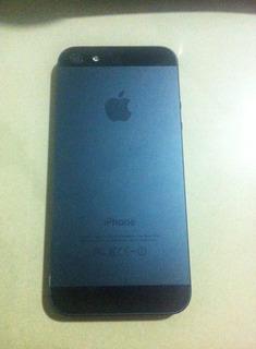 iPhone 5 Negro Como Nuevo Bloqueado De Icloud Id