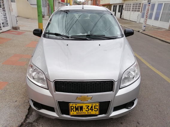 Chevrolet Aveo Gti Emotion 2011