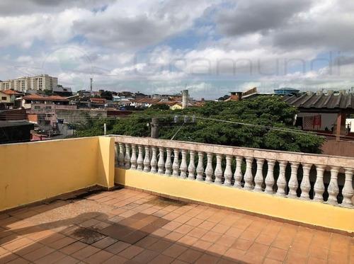 Imagem 1 de 13 de Casa Sobrado Em Parque Bristol  -  São Paulo - 6901