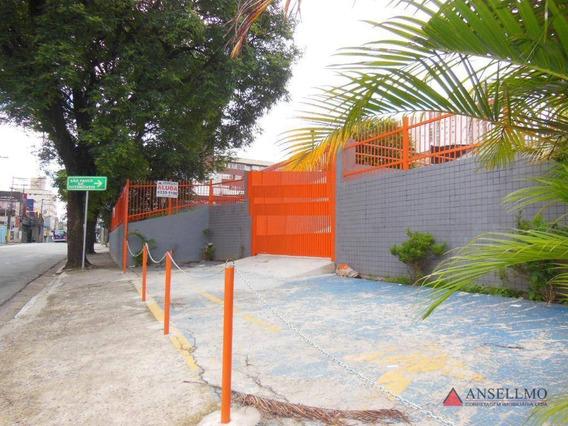 Estacionamento Para Alugar, 1200 M² Por R$ 12.000/mês - Centro - São Bernardo Do Campo/sp - Te0058