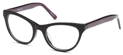 be6f3e952f Gafas Graduadas Para Mujer Cat Eye, Dos Tonos, En Negro - $ 1,106.80 ...