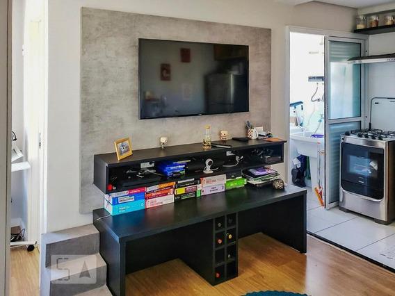 Apartamento Para Aluguel - Cambuci, 1 Quarto, 33 - 893076999