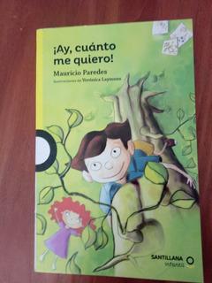 Libro ¡ay, Cuánto Me Quiero!