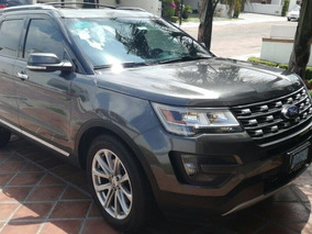 Ford Explorer Limited Fwd 3.5l 290 Hp V/p Lcd Ra Aut