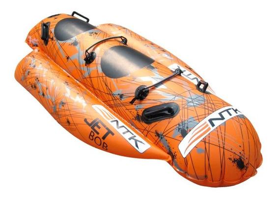 Boya Remolcable Nautika Jet Bob Banano Juego Acuatico Laguna